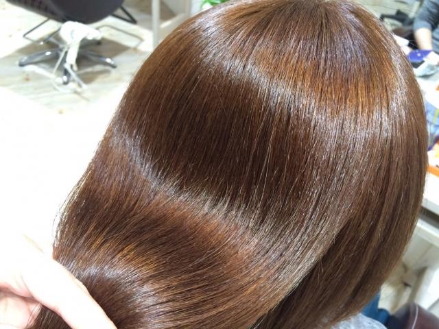 白髪染め方法